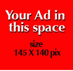 your Ad in this space